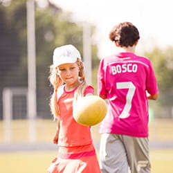 Sports lessons at SIS Swiss International School